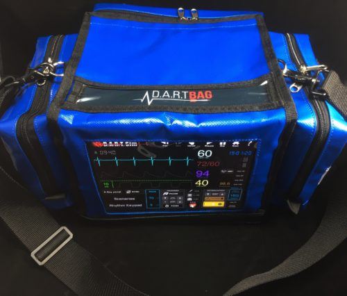 "D.A.R.T. Bag -""Starter Package"" - Get 1 Set of Pediatric Defib Pads FREE!"