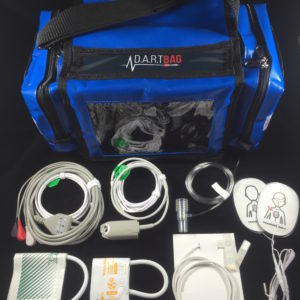 "D.A.R.T. Bag - ""Complete"" for ACLS & PALS - for Windows 10 Tablet or iPad"