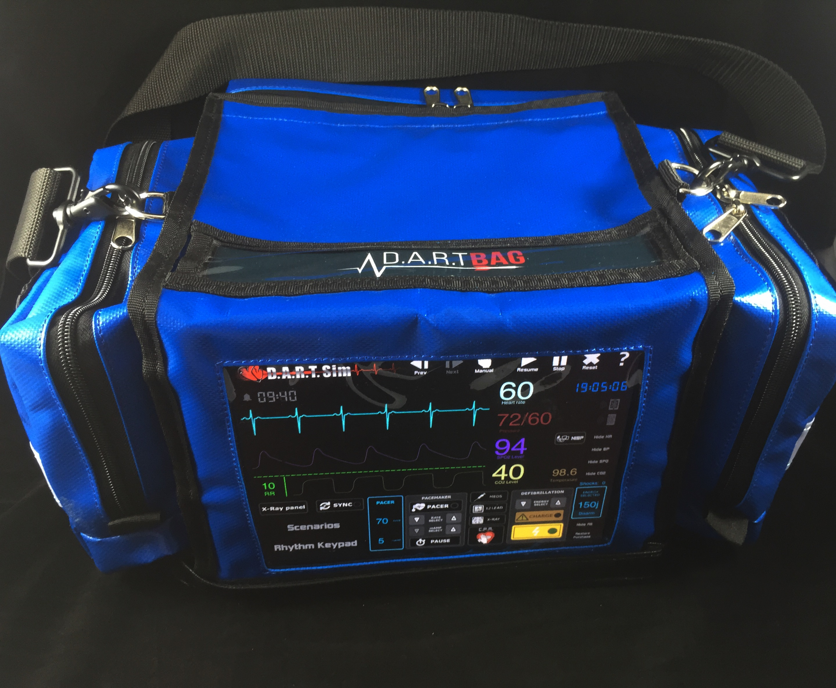 D A R T Bag Bag Only No Accessories Included Ecg