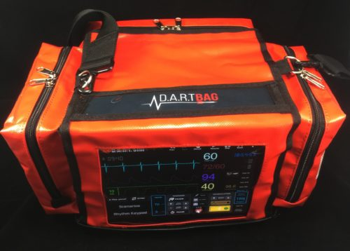 D.A.R.T. Bag - ADULT/ACLS - for Windows 10 Tablet or iPad