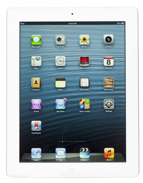 Apple iPad - 32GB WiFi with DART Sim Software Pre-installed