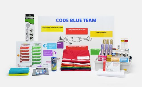 ELS - (DELUXE)_ADVANCED INSTRUCTORS TRAINING KIT FOR ACLS & PALS